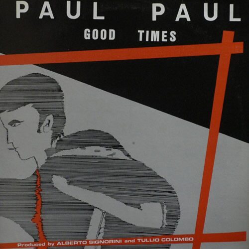 Paul Paul - Good Times - ZYXMAXI1045-12 - ZYX RECORDS