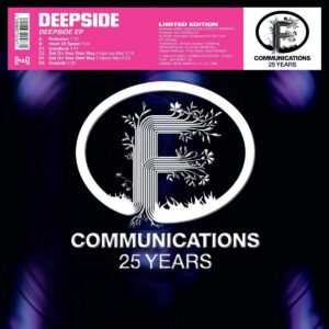 Deepside/Ludovic Navarre - Deepside EP - 267WS97133 - F COMMUNICATIONS