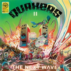 Quakers - II - The Next Wave - 659457243715 - STONES THROW