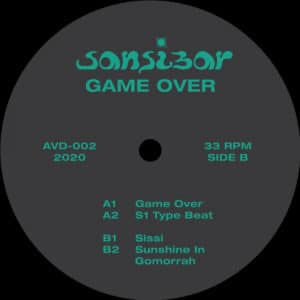 Sansibar - Game Over - AVD002 - AVOIDANCE