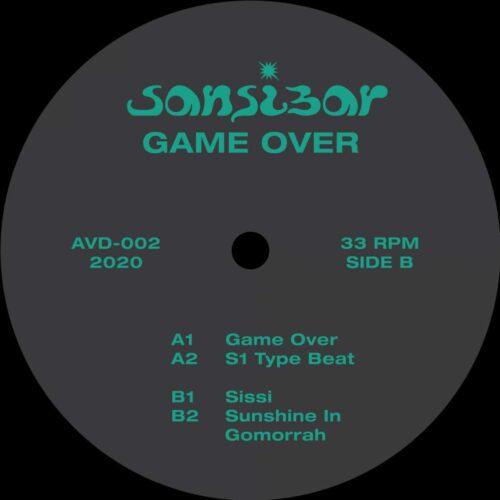 Sansibar - Game Over - AVD002 - AVOIDANCE
