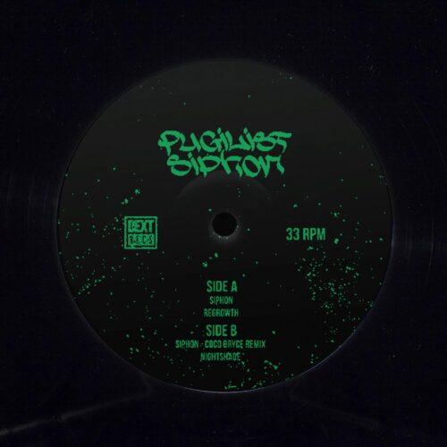 Pugilist - Siphon EP w/ Coco Bryce Remix - DEXT014 - DEXT RECORDINGS