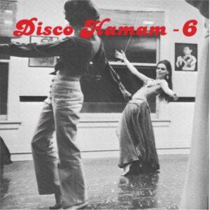 Various - Disco Hamam Vol 6 - DISCOHAMAM06 - DISCO HAMAM
