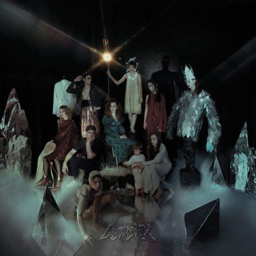 Lucidvox - We Are - GBLP99 - GLITTERBEAT