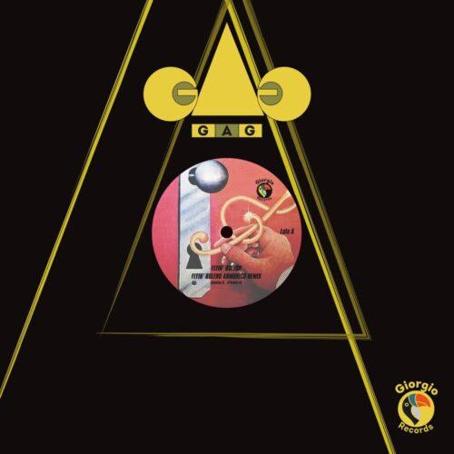 GAG - Flyin' Bolero / P.t. Dance - GR004 - GIORGIO RECORDS