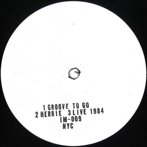 Sal/Dennis/Scott - Groove To Go EP - IM009 - INNERMOODS