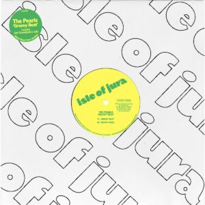 Pearls - Groovy Beat (+ Jura Soundsystem Edit) - ISLE009 - ISLE OF JURA RECORDS