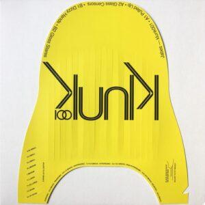 Jabes - Klunk001 - KLUNK001 - KLUNK