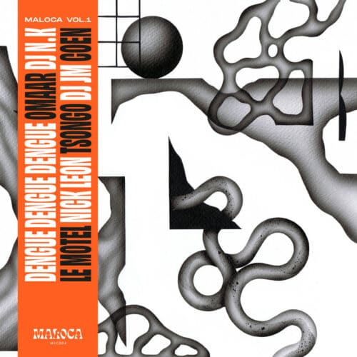 Various - Maloca Vol 1 - MLC004 - MALOCA RECORDS