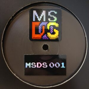 MS-DOS - CD / DIR - MSD001 - MS-DOS