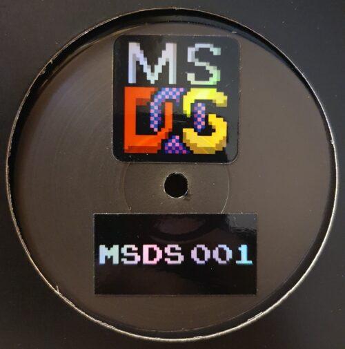 MS-DOS - CD / DIR - MSD001 - MS-DOS