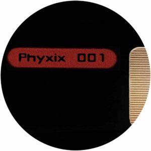 Phyxix/Matrixxman/Ø Phase - Phyxix001 - PHXX001 - PHYXIX RECORDS