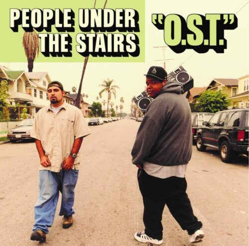 People Under The Stairs - O.S.T. - PL70252LP - PIECELOCK 70