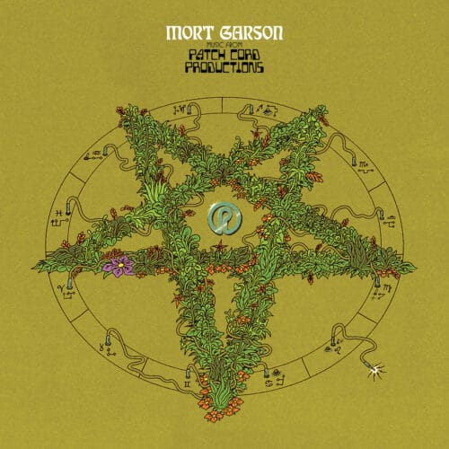 Mort Garson - Music from Patch Cord Productions - SBRLP3032 - SACRED BONES