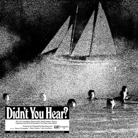 Mort Garson - Didn't You Hear (Silver) - SBRLPC13031 - SACRED BONES
