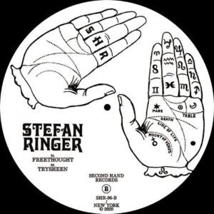 Stefan Ringer - Side Notes - SHR06 - SECOND HAND RECORDS