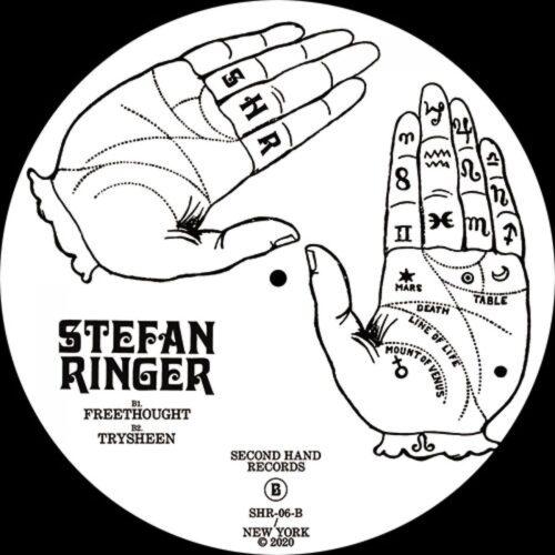 Stefan Ringer - Side Notes - SHR06 - SECOND HAND RECORDS