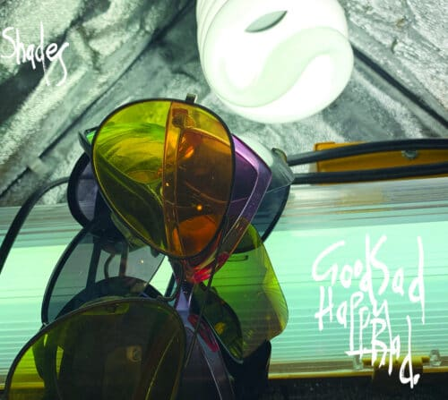 Good Sad Happy Bad - Shades - TLP28 - TEXTILE