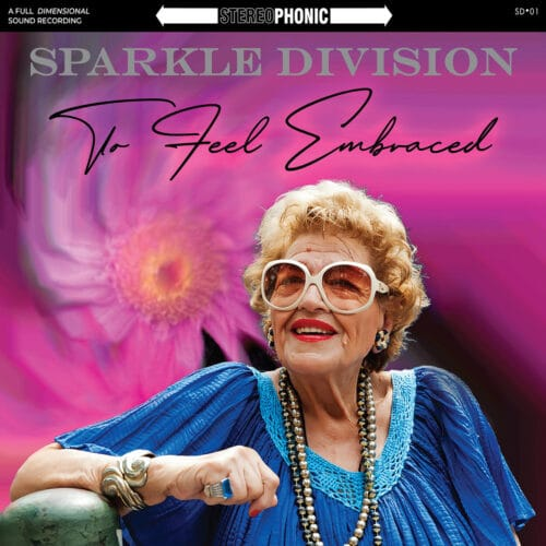 Sparkle Division - To Feel Embraced - TRR345LP - TEMPORARY RESIDENCE