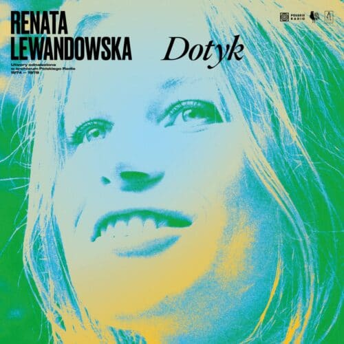 Renata Lewandowska - Dotyk - TVPCRE001 - THE VERY POLISH CUT-OUTS