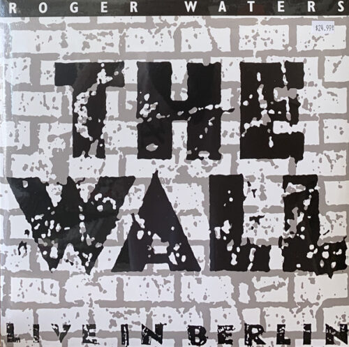 Roger Waters - The Wall (Live In Berlin) - 602508538506 - Universal