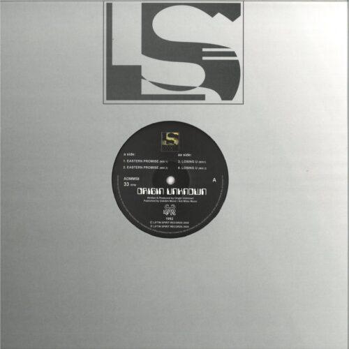 Origin Unknown - Eastern Promise EP - ADMM58 - LIFTIN SPIRIT
