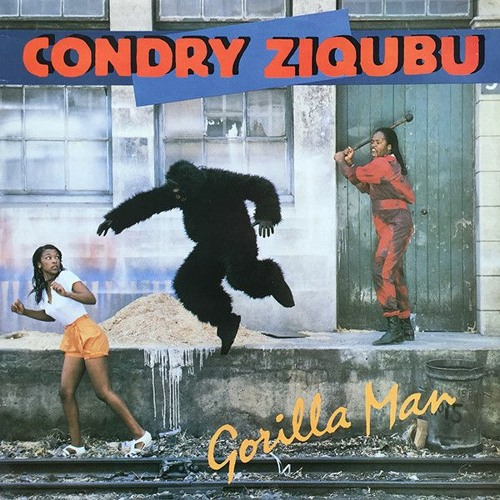 Condry Ziqubu - Gorilla Man - AFS047 - AFROSYNTH