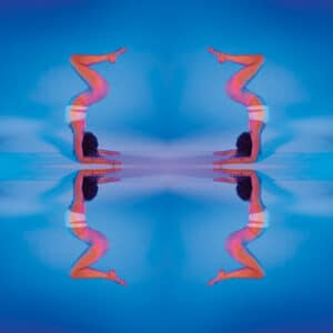 Kaitlyn Aurelia Smith - The Mosaic Of Transformation (Limited Clear) - GI-356-CL - GHOSTLY INTERNATIONAL
