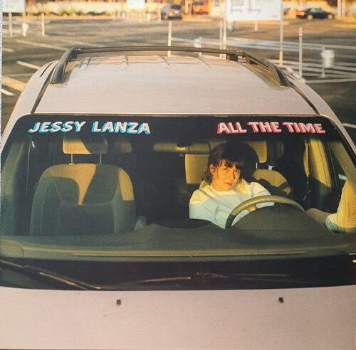 Jessy Lanza - All The Time - HDBLP051 - HYPERDUB