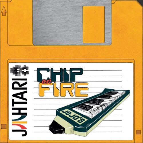 Disrupt - Chip on Fire / Jojo's Skank - JTR7-13 - JAHTARI