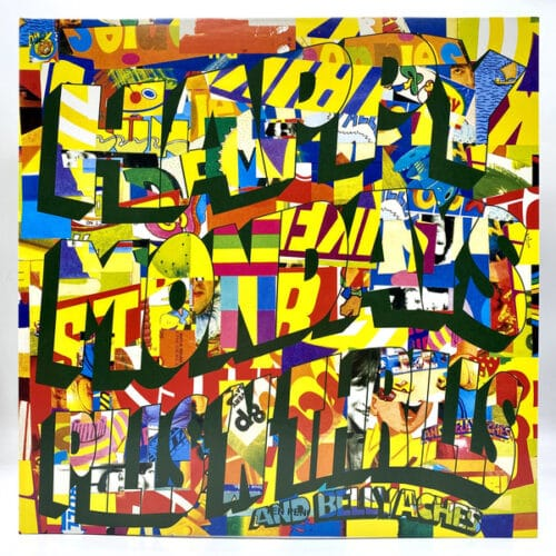 Happy Mondays - Pills 'n' Thrills And Bellyaches - LMS5521288 - LONDON RECORDS