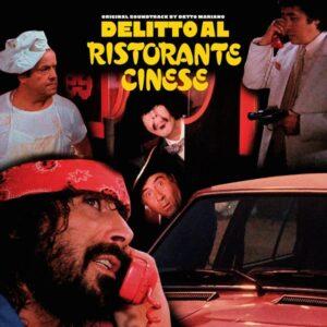 Detto Mariano - Delitto Al Ristorante Cinese - MPI-LP004 - MUSICA PER IMMAGINI