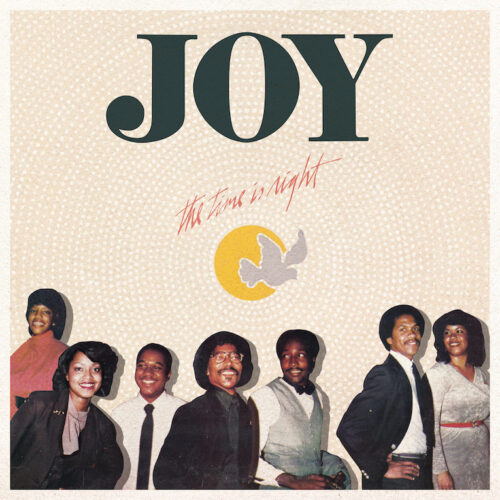 Joy - The Time Is Right - MTMB04 - MUSIC TAKE ME UP