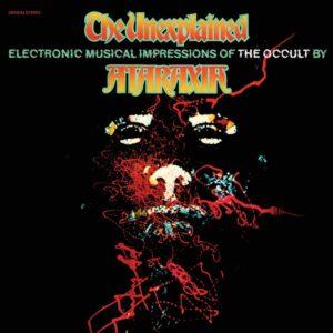 Ataraxia - The Unexplained (Orange Vinyl) - SBR3034LP-C1 - SACRED BONES