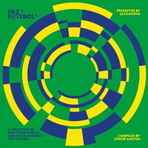 Various/Jazzanova/Junior Santos - Jazzanova Pres. Paz E Futebol 3 - SK390LP - SONAR KOLLEKTIV