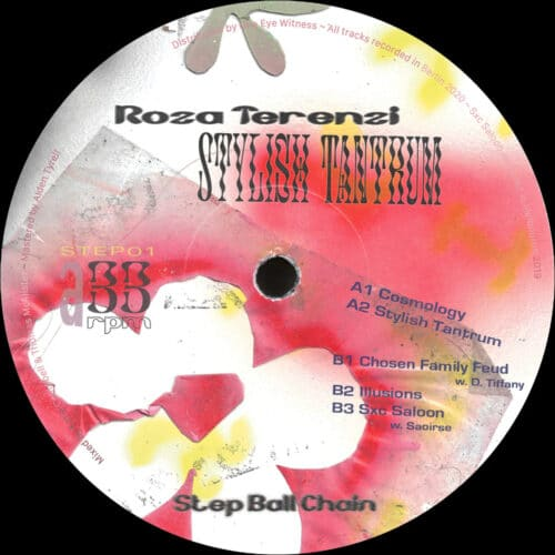 Roza Terenzi/D. Tiffany/Saoirse - Stylish Tantrum - STEP01 - STEP BALL CHAIN