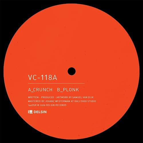 VC-118A - Crunch / Plonk - 144DSR - DELSIN