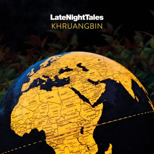 Various/Khruangbin - Late Night Tales - ALNLP60 - LATE NIGHT TALES