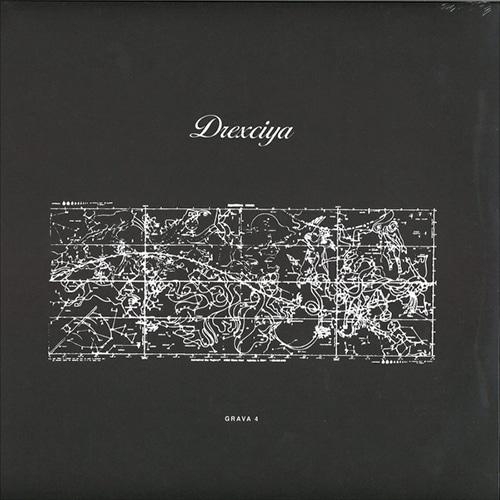Drexciya - Grava 4 - CAL009 - CLONE AQUALUNG SERIES