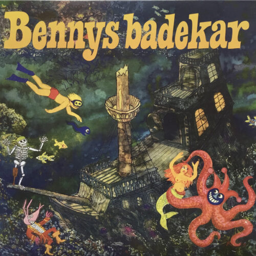 Various - Bennys Badekar - EG1202 - ENGHAVE GRAMMOFON