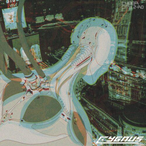 Cygnus - Cybercity Z-ro - GU004 - GENTRIFIED UNDERGROUND