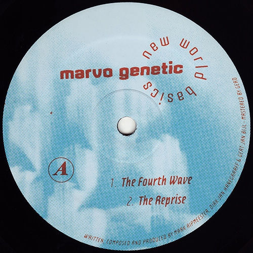Marvo Genetic - New World Basics - M-GEN01 - MARVO GENETIC