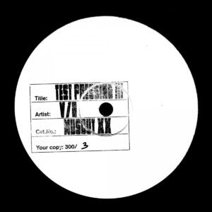 Various - Test Pressing III - MUSCUT20 - MUSCUT