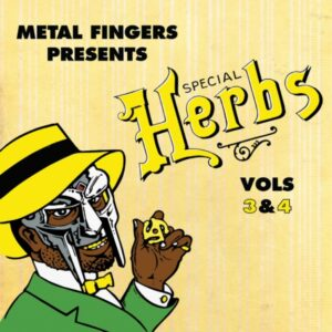 MF Doom - Special Herbs Vol.3&4 - NSD102-1 - NATURE SOUNDS