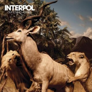 Interpol - Our Love To Admire - OLE1504LP - MATADOR