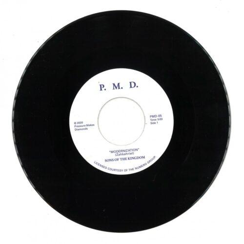 Sons Of The Kingdom - Hey There / Modernization - PMD05 - PRESSURE MAKES DIAMONDS