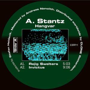 A. Stantz - Hangvar - RET003 - ROTTERDAM ELECTRONIX ?
