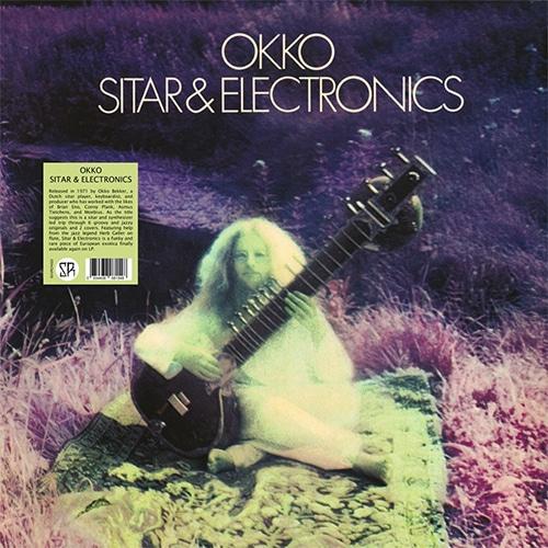 Okko - Sitar & Electronics - SVVRCH022 - SURVIVAL RESEARCH