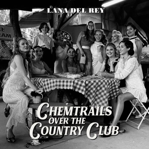 Lana Del Rey - Chemtrails Over The Country Club (Yellow) - 602435497983 - POLYDOR