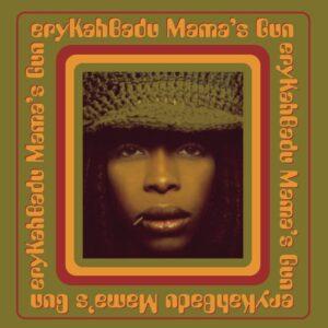 Erykah Badu - Mama's Gun - 602557026931 - MOTOWN